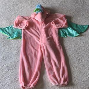 Pink Unicorn Halloween Costume * 4-6Y